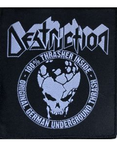 DESTRUCTION - Thrasher Inside / Patch