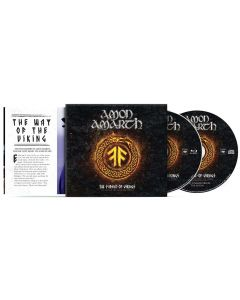 AMON AMARTH - The Pursuit Of Vikings: 25 Years In The Eye Of The Storm / BluRay + CD