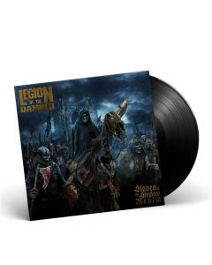 53117 legion of the damned slaves of the shadow realm black lp black metal