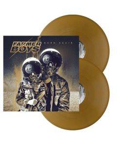 Born Again / GOLDEN 2-LP Gatefold