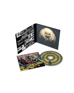 The Number Of The Beast / Digipak CD