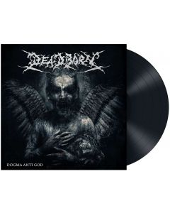 Dogma Anti God / BLACK LP