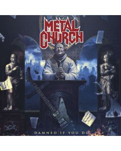 Damned If You Do / CD
