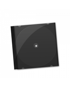 JEWEL CASE - Black Tray
