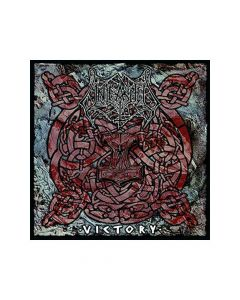 53544 unleashed victory red lp death metal