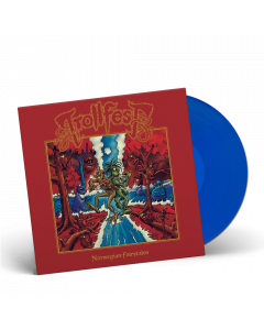 TROLLFEST - Norwegian Fairytales / BLUE LP Gatefold