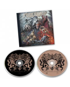POWERWOLF - The Sacrament Of Sin / 2-CD
