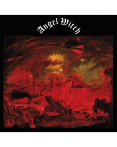 Angel Witch Red LP