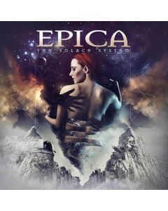 53684 epica the solace system white purple black splatter lp symphonic metal