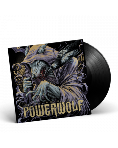 POWERWOLF - Metallum Nostrum / BLACK LP Gatefold