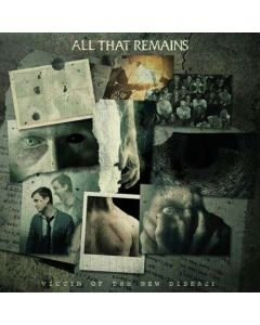 ALL THAT REMAINS - Victim Of The New Disease / Digisleeve CD