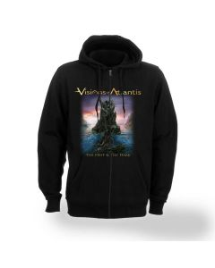 VISIONS OF ATLANTIS - The Deep & The Dark / Zip Hoodie