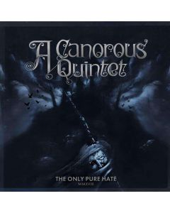 The Only Pure Hate MMXVIII CD