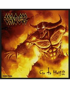 VADER - Go To Hell / Patch