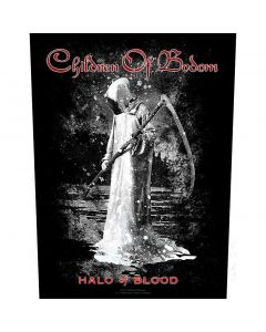 CHILDREN OF BODOM - Halo Of Blood / Backpatch