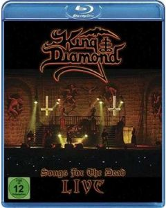 KING DIAMOND - Songs for the Dead / Blu-Ray