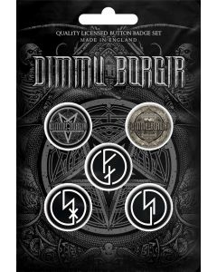 Eonian / Button Badge Pack