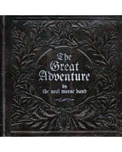 THE NEAL MORSE BAND - The Great Adventure / Boxset 2-CD + DVD