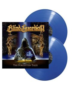 BLIND GUARDIAN - The Forgotten Tales (remixed) / BLUE 2-LP Gatefold
