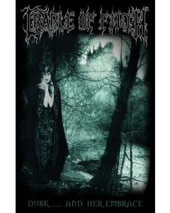 CRADLE OF FILTH - Dusk And Her Embrace - Flagge