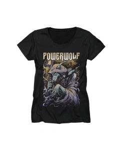 POWERWOLF - Metallum Nostrum / Girlie Shirt