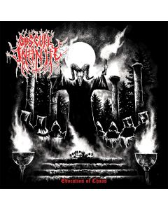 OBSCURE INFINITY - Evocation Of Chaos / CD