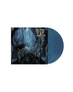 TYR - Hel / TURQUOISE BLUE Marbled 2-LP