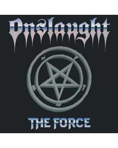 ONSLAUGHT - The Force / ROYAL BLUE LP