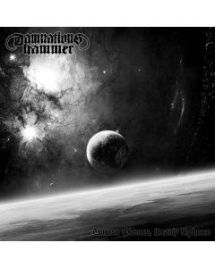 DAMNATION'S HAMMER - Unseen Planets, Deadly Spheres / CD
