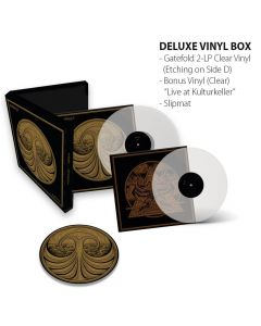 MONKEY3 - Sphere / Deluxe Vinyl Box