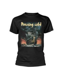 RUNNING WILD - Under Jolly Roger (Album) / T-Shirt