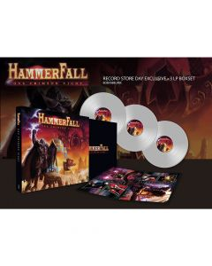 HAMMERFALL - One Crimson Night / CLEAR 3-LP BOX