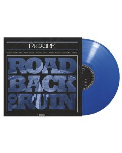 PRISTINE - Road Back To Ruin / BLUE LP Gatefold