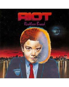 RIOT - Restless Breed (Collector´s Edition) / CD