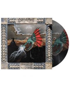 BLITZKRIEG - Ten Years Of Blitzkrieg / PICTURE LP