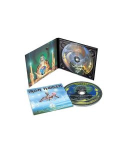IRON MAIDEN - Seventh Son Of A Seventh Son / Digipak CD