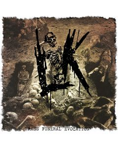 LIK - Mass Funeral Evocation / Digipak CD