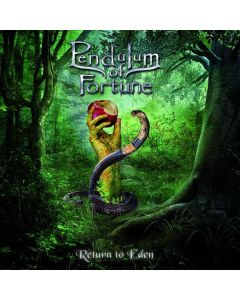 PENDULUM OF FORTUNE - Return To Eden / CD