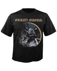 GRAND MAGUS - Wolf God / T- Shirt