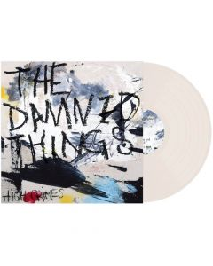 THE DAMNED THINGS - High Crimes / BONE COLOURED LP
