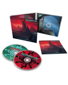 GLORYHAMMER - Legends from Beyond the Galactic Terrorvortex / Digipak 2-CD