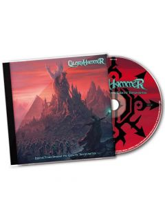 GLORYHAMMER - Legends from Beyond the Galactic Terrorvortex / CD