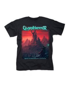 gloryhammer legends from beyond the galactic terrorvortex shirt