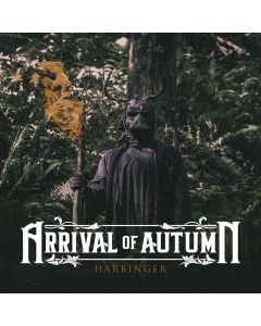 ARRIVAL OF AUTUMN - Harbinger / CD