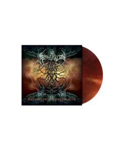 ABNORMALITY - Sociopathic Constructs /  ROTBEER Marbled LP