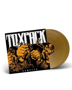 TOXPACK - Kämpfer / GOLD 2-LP Gatefold