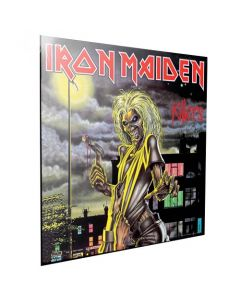 iron maiden killers crystal clear picture