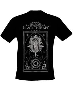 black therapy echoes of dying memories t-shirt