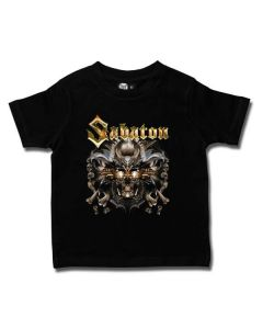 sabaton metalizer kids shirt