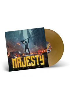 MAJESTY - Legends / GOLD LP Gatefold